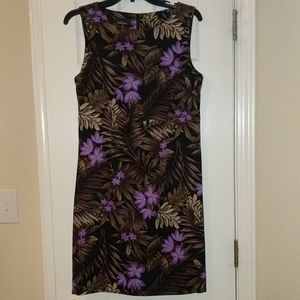 Women's AGB sheath dress